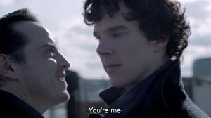 Sherlock BBC moriarty